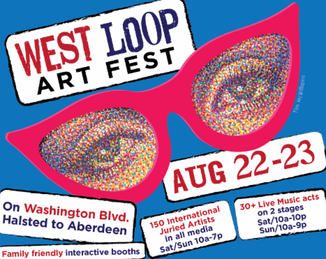 West Loop Art Fest 2015