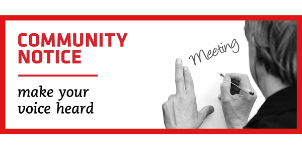Community Meeting Notice for Related Midwest Proposed Development 725 W Randolph