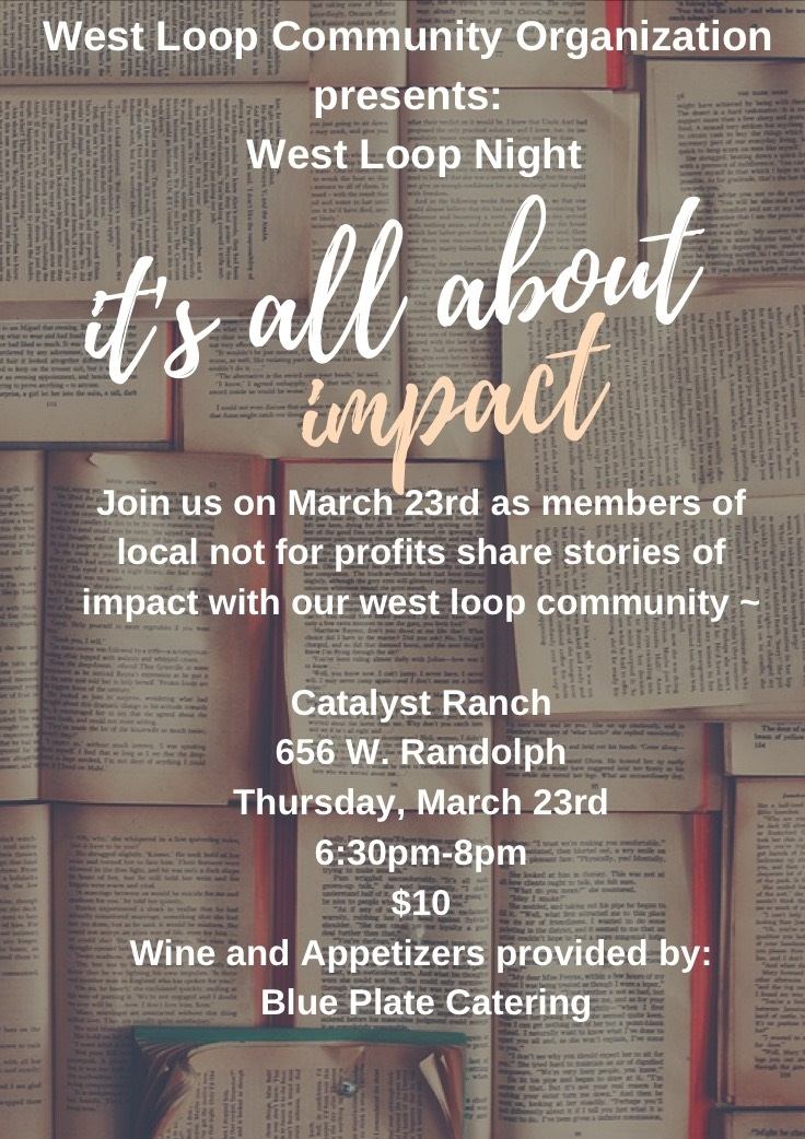 West Loop Night - Stories of Impact at Catalyst Ranch