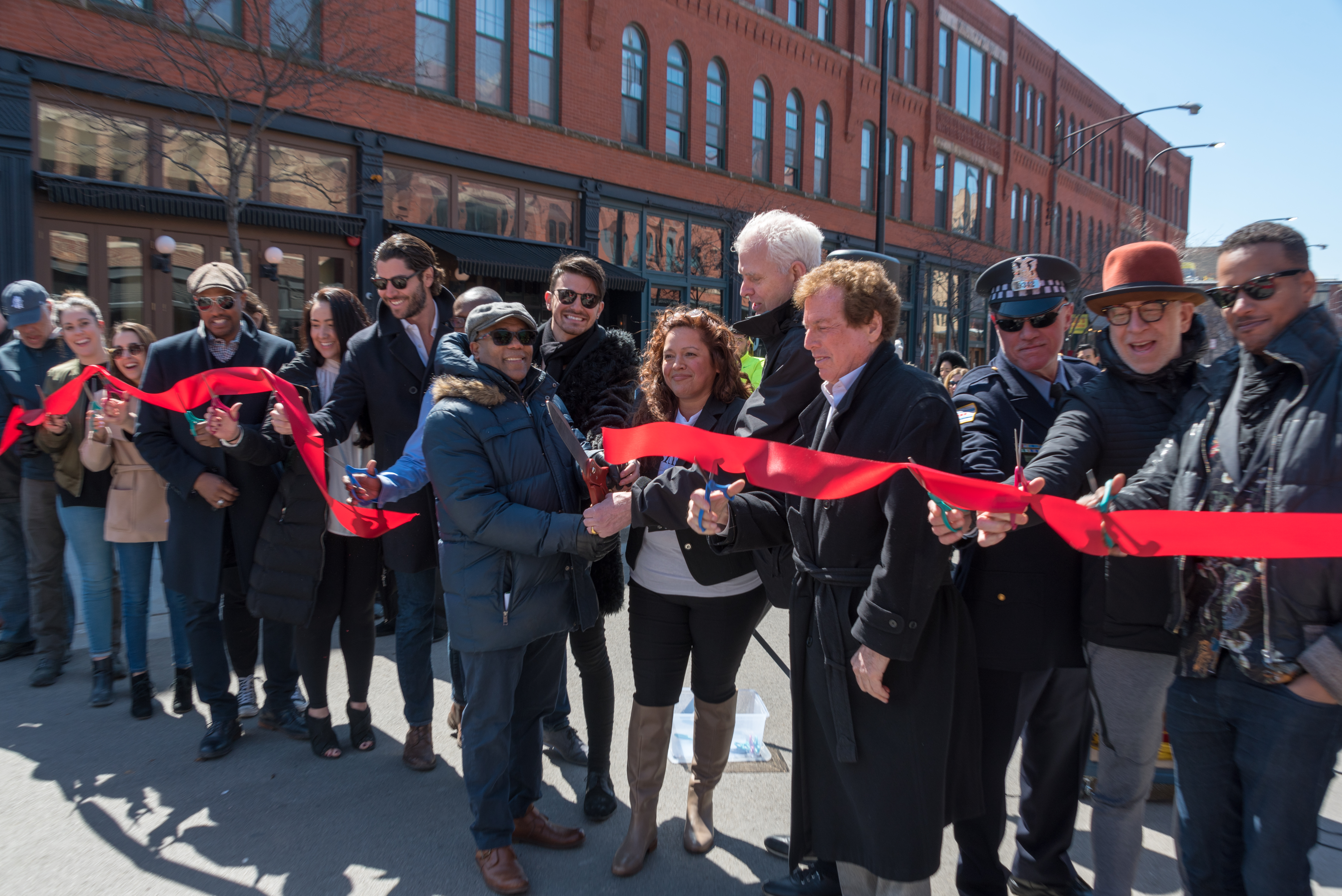 Fulton Market Expo Officially Launches