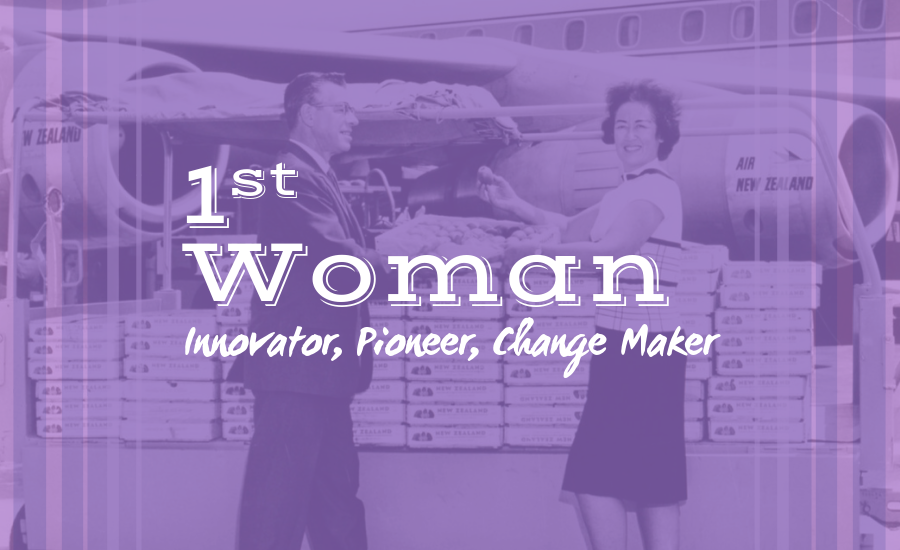 1st Woman: A Film Screening and Tasting to Celebrate Innovation