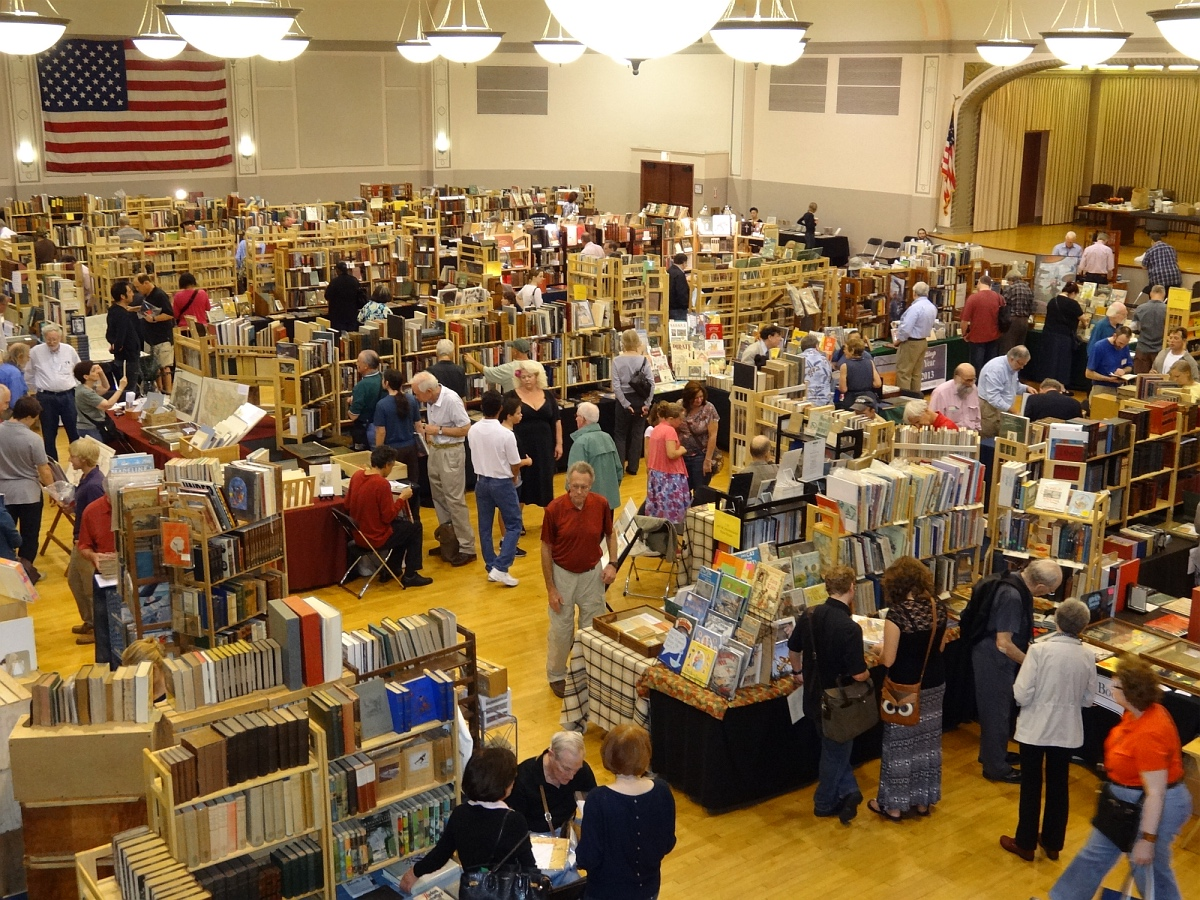 57th Chicago Book and Paper Fair
