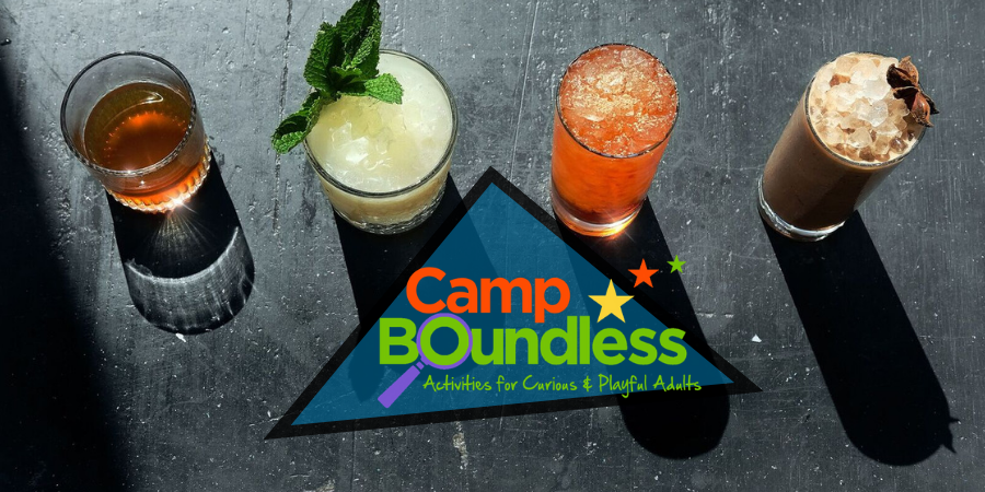 Camp Boundless: Classic Cocktail Workshop