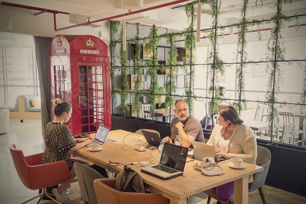 What's happening at the best coworking space in Barsha Heights? (Formerly TECOM)