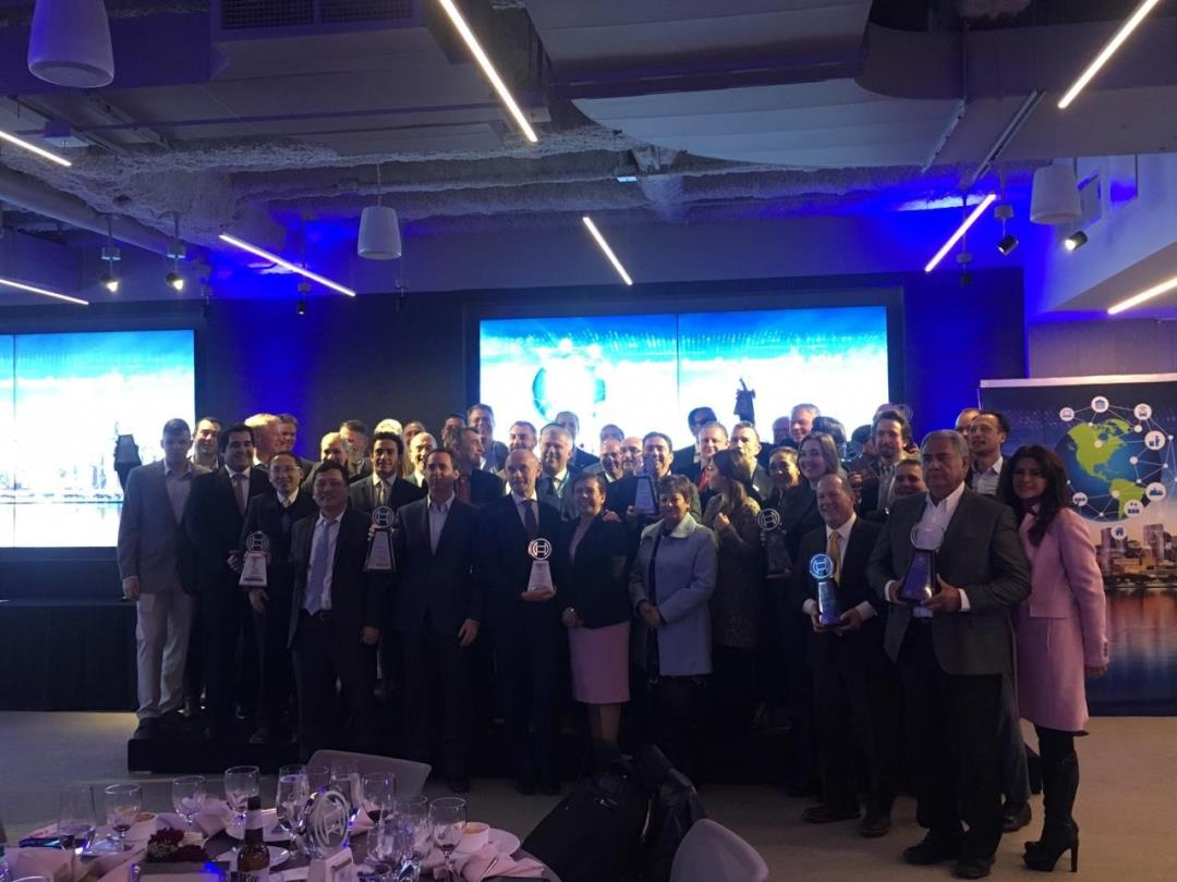 The Chicago Connectory Hosts the 2018 Bosch North America Regional Supplier Awards