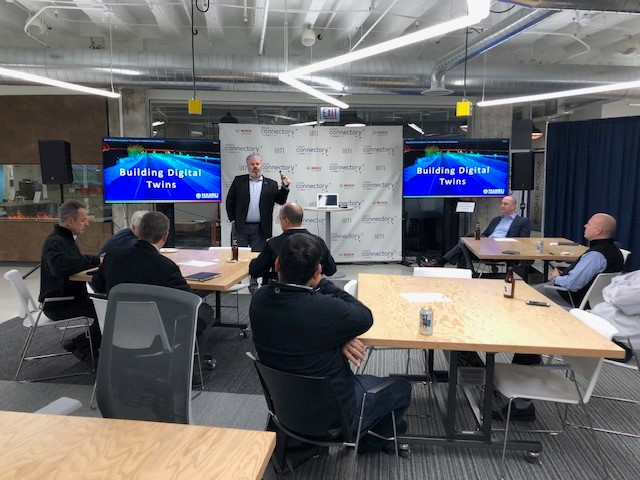 Chicago Connectory Hosts Digital Duplicate Meetup