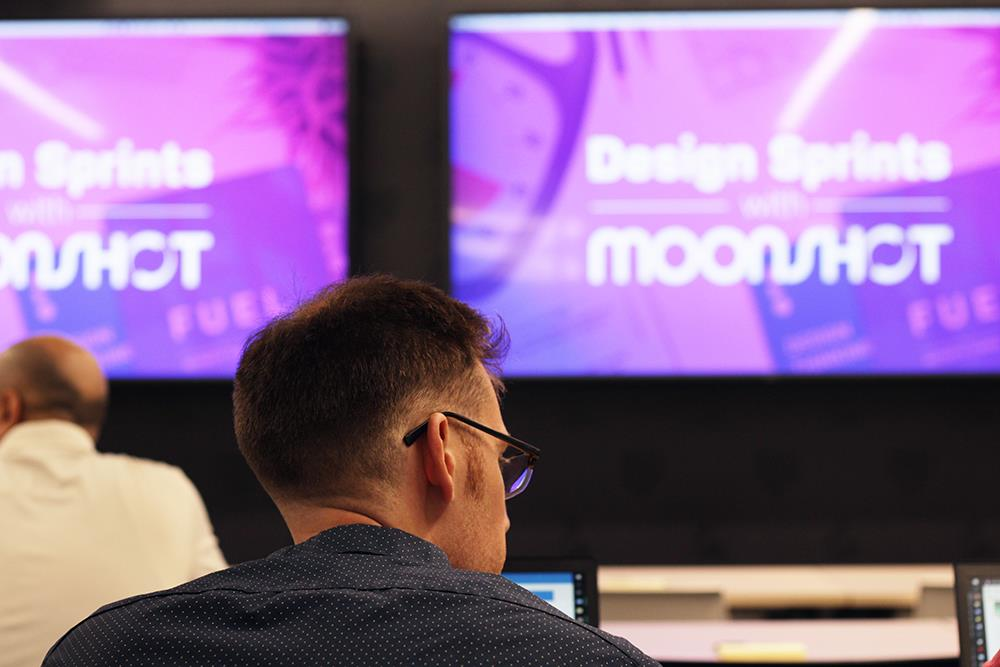 Design Sprints with Moonshot