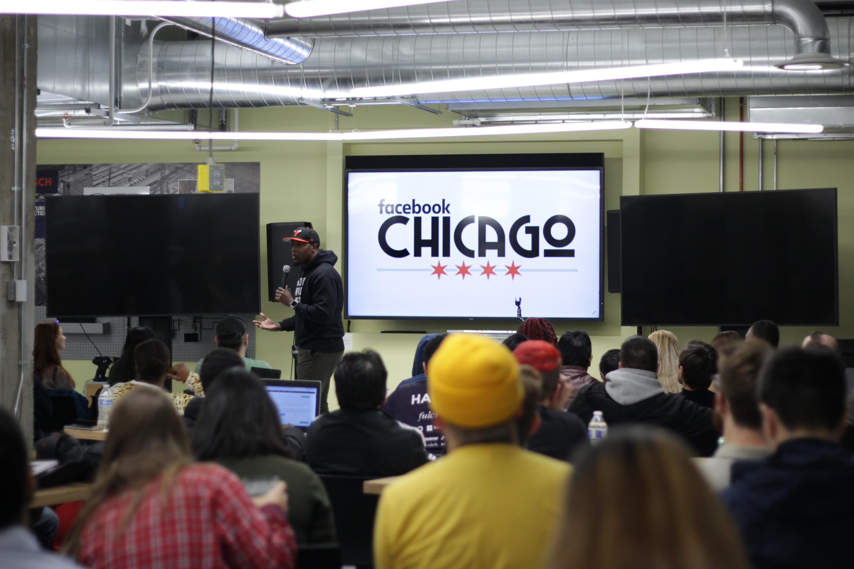 Facebook Chicago Hackathon