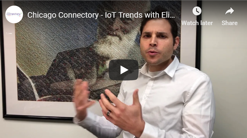 Business Models as an IoT Trend with Eli Share