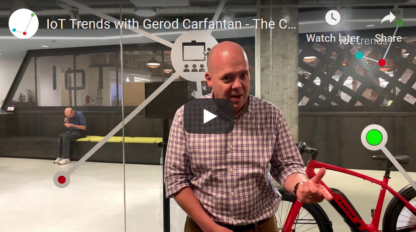 Identity and Access Management for IoT with Gerod Carfantan