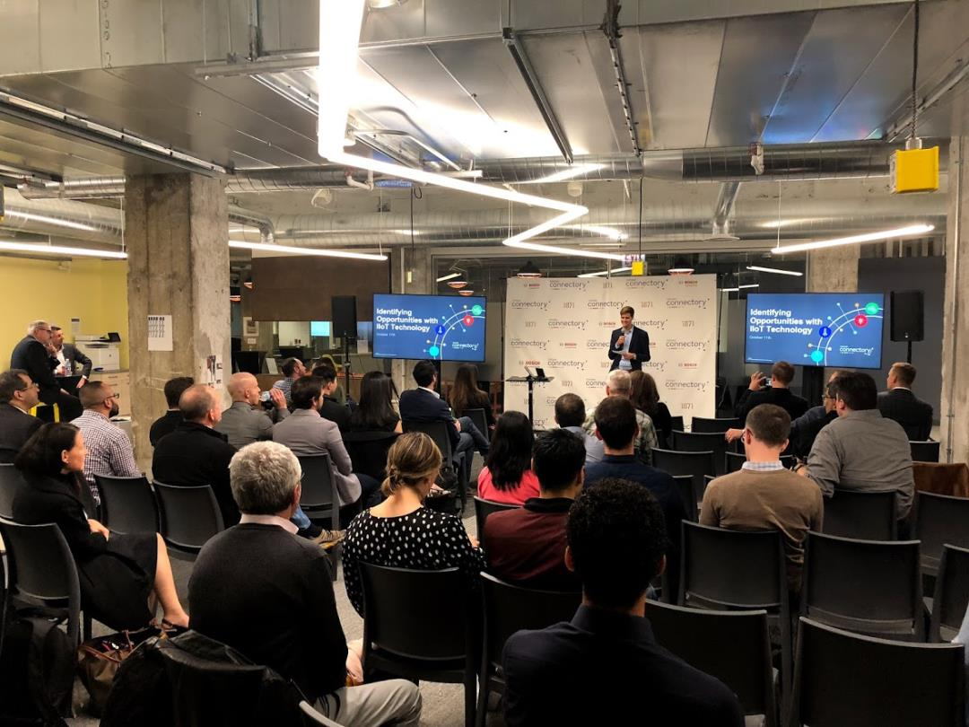 Chicago Connectory Hosts Industrial IoT Event