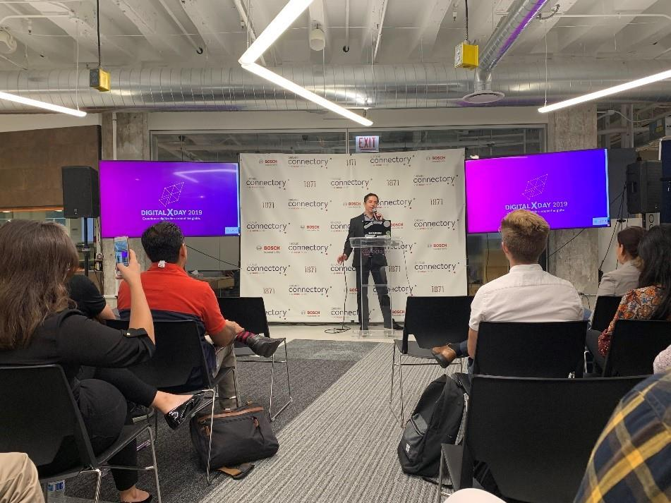 Digital eXperience Day 2019 at the Chicago Connectory!
