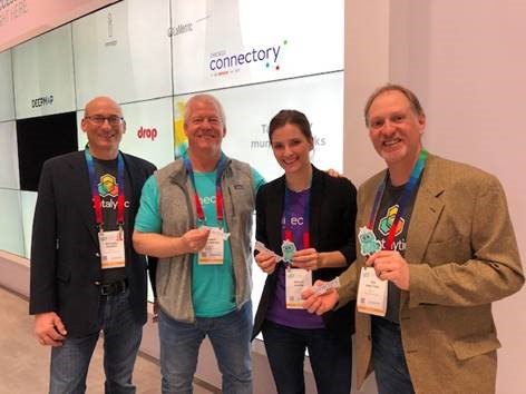 Chicago Connectory and Startup Catalytic Impress Attendees at CES 2019
