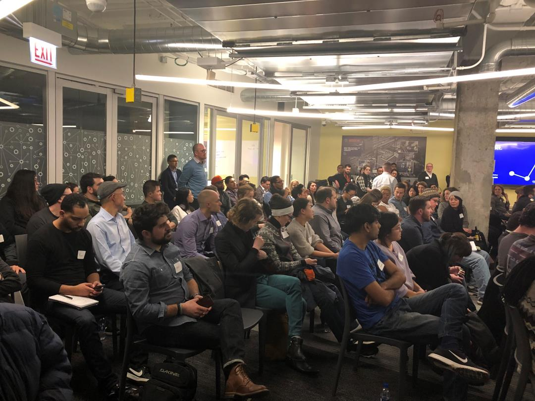 The Chicago Connectory and mLab Host a UXD Chicago Meetup