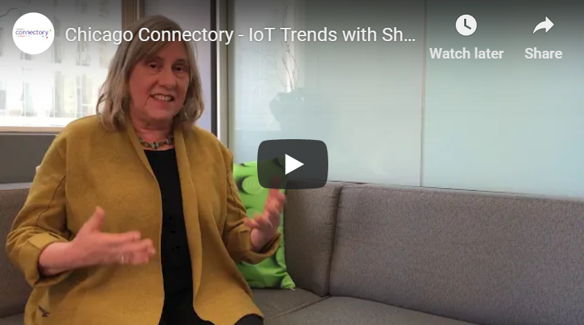Mobility IoT Trends with Sharon Feigon