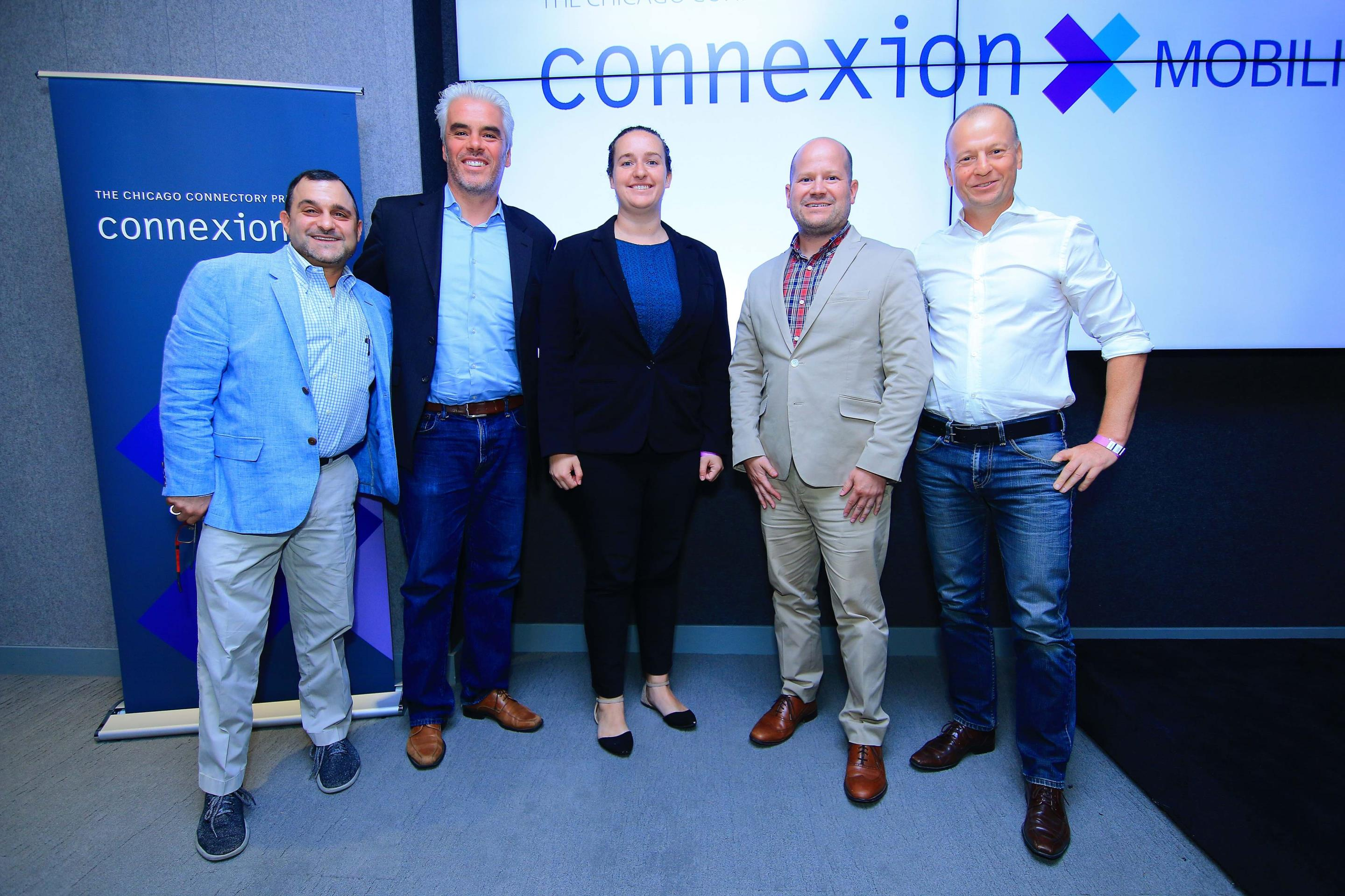 The Chicago Connectory Presents Connexion Mobility
