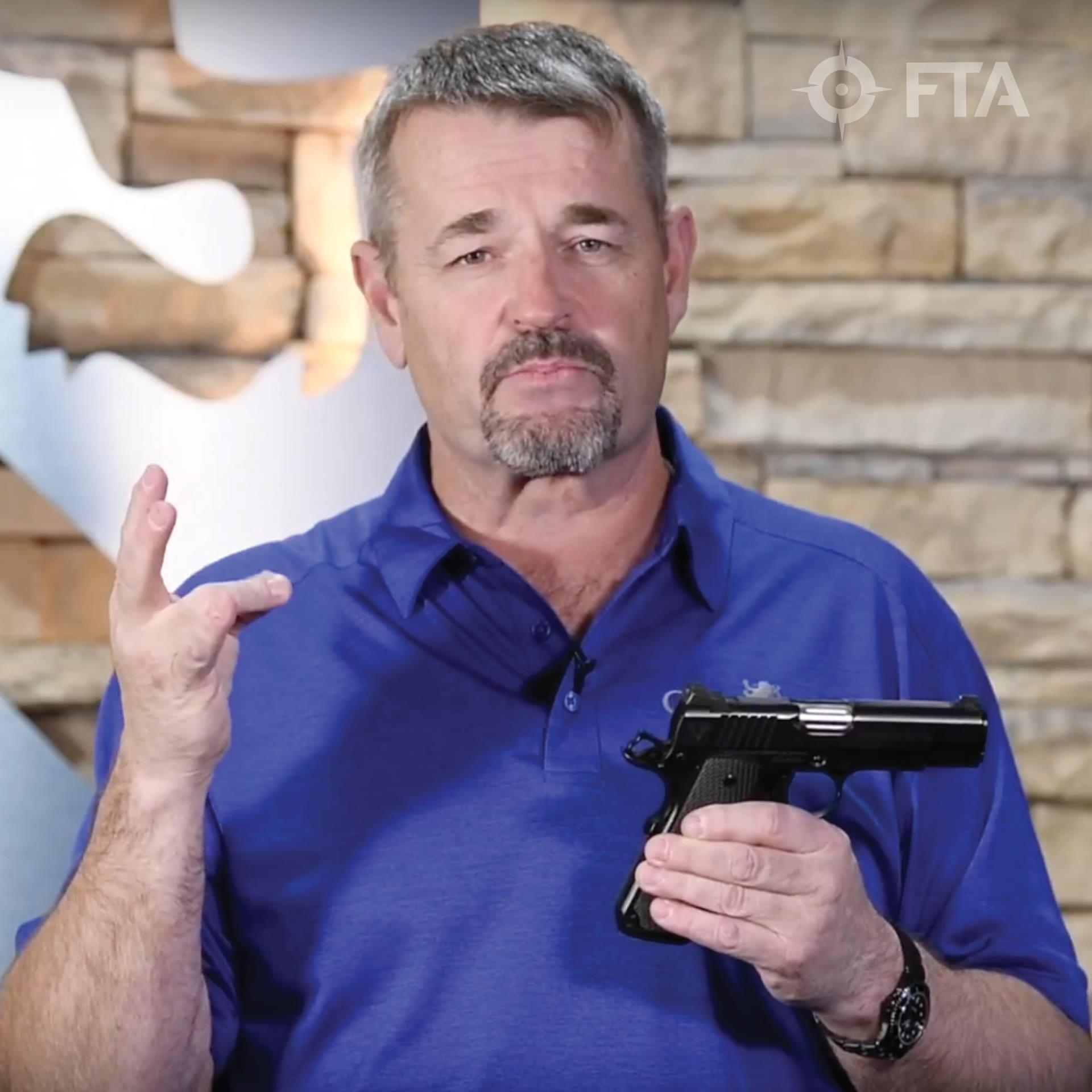 Selecting The Right Firearm With Larry Vickers