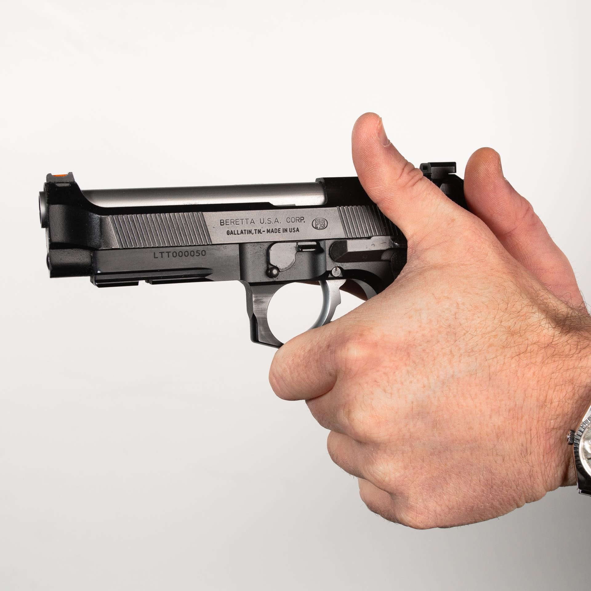 Teaching Proper Handgun Grip To New Students (Part Three)