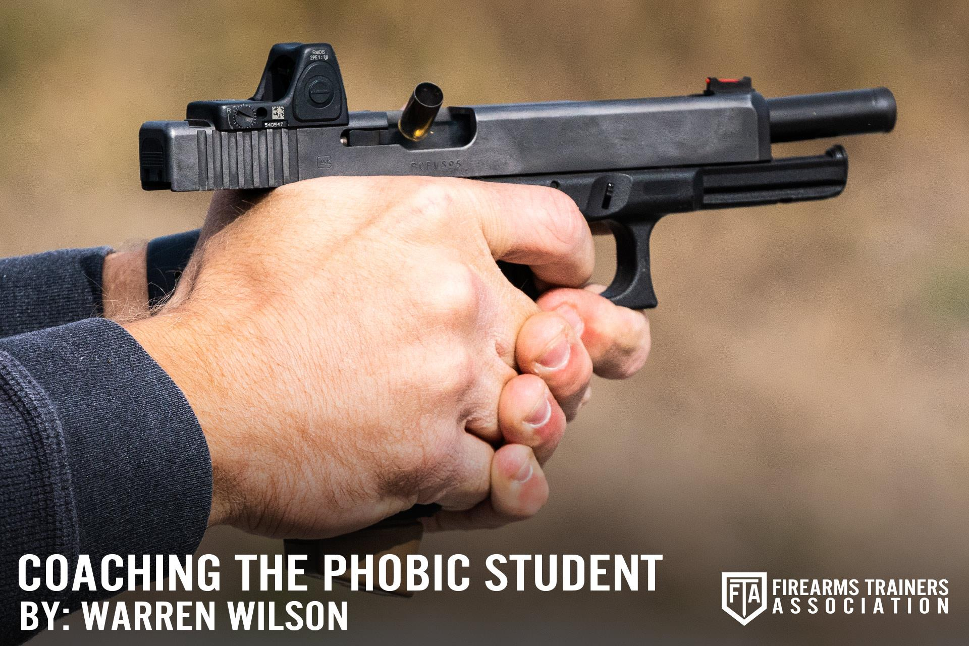 Coaching the Phobic Student