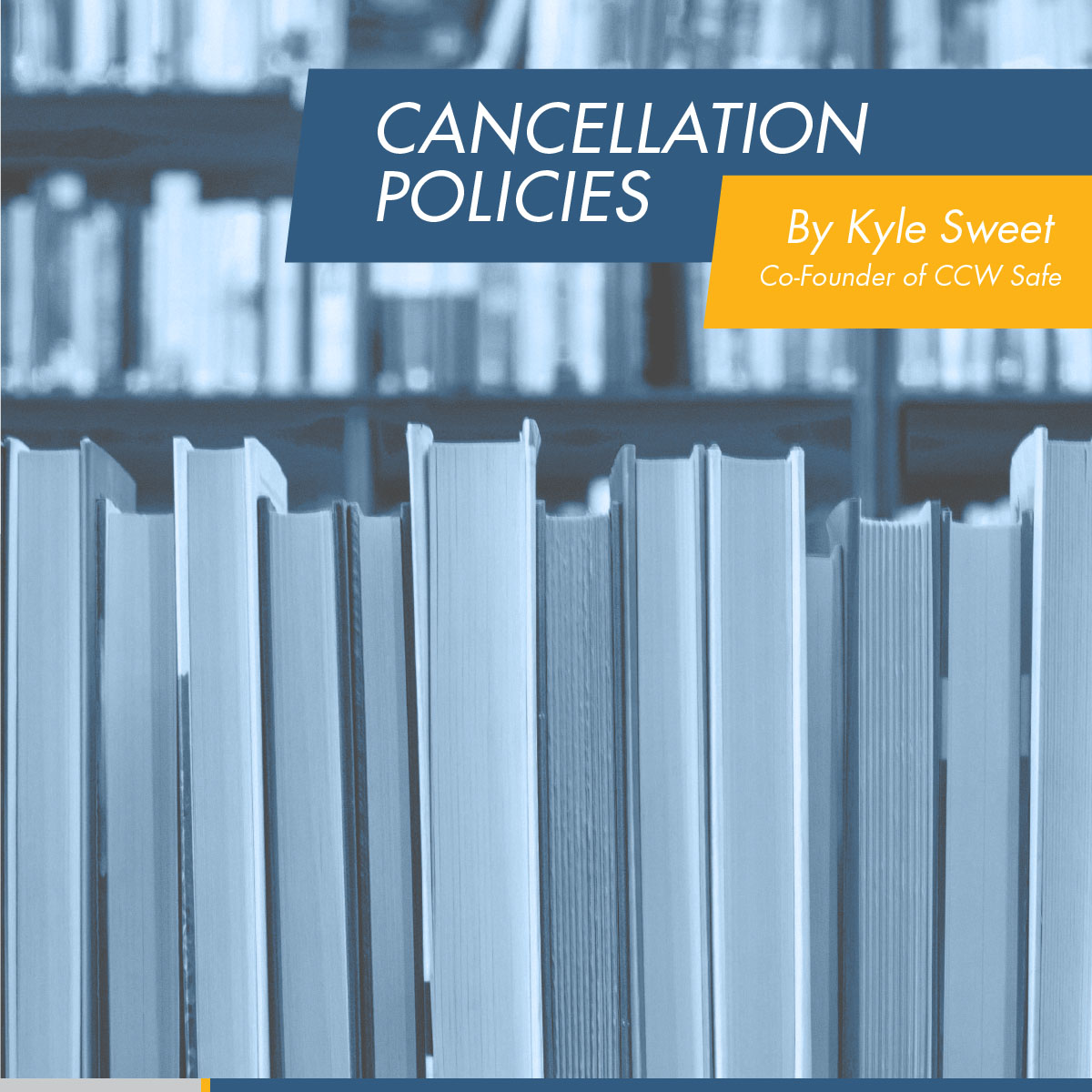 FTA: Cancellation Policies