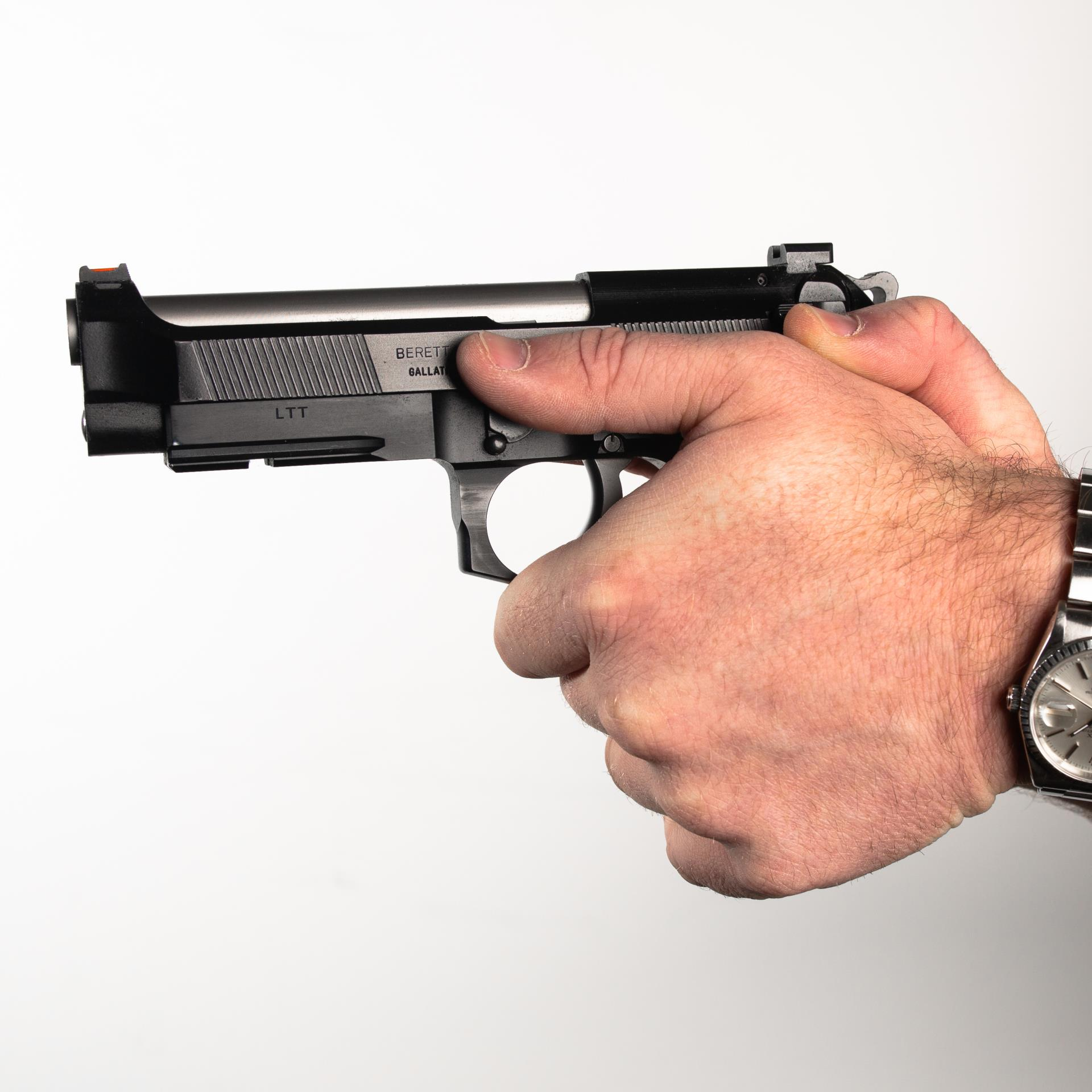 Teaching Proper Handgun Grip To New Students (Part Two)