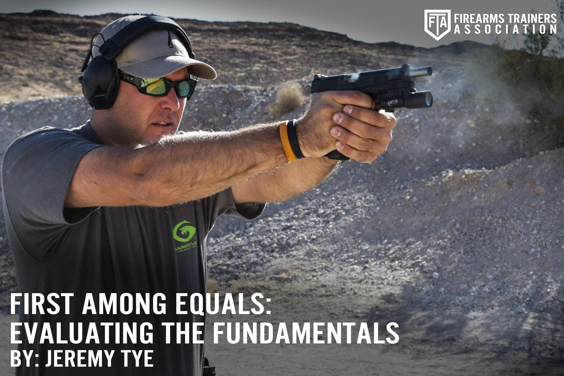 FIRST AMONG EQUALS: EVALUATING THE FUNDAMENTALS