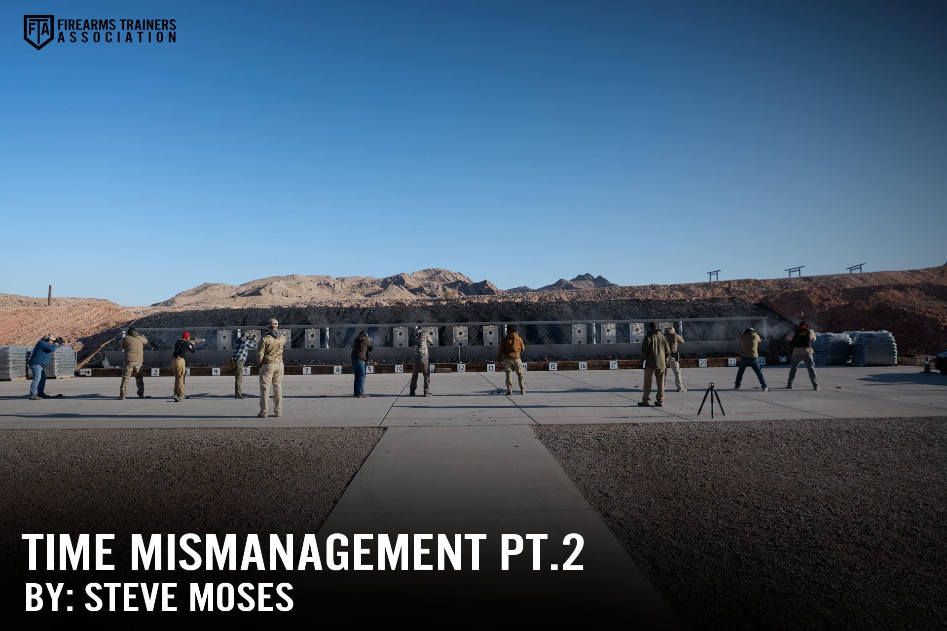 TIME MISMANAGEMENT PT.2