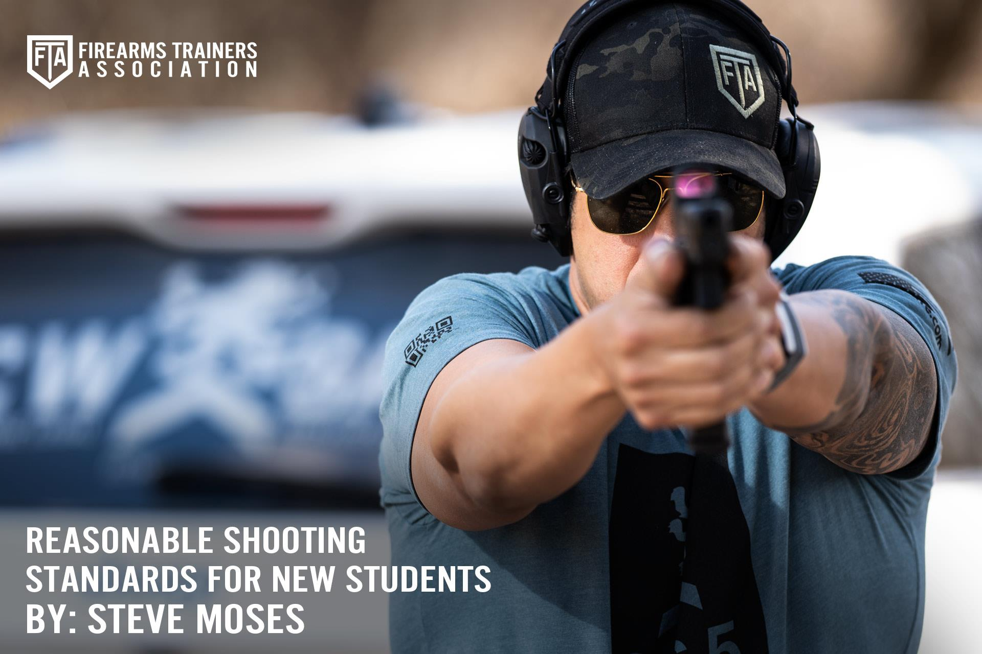 REASONABLE SHOOTING STANDARDS FOR NEW STUDENTS