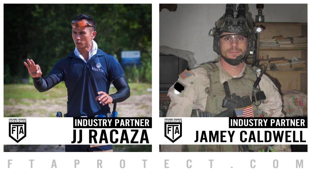 JJ Racaza and Jamey Caldwell Join The CCW Safe and FTA Team