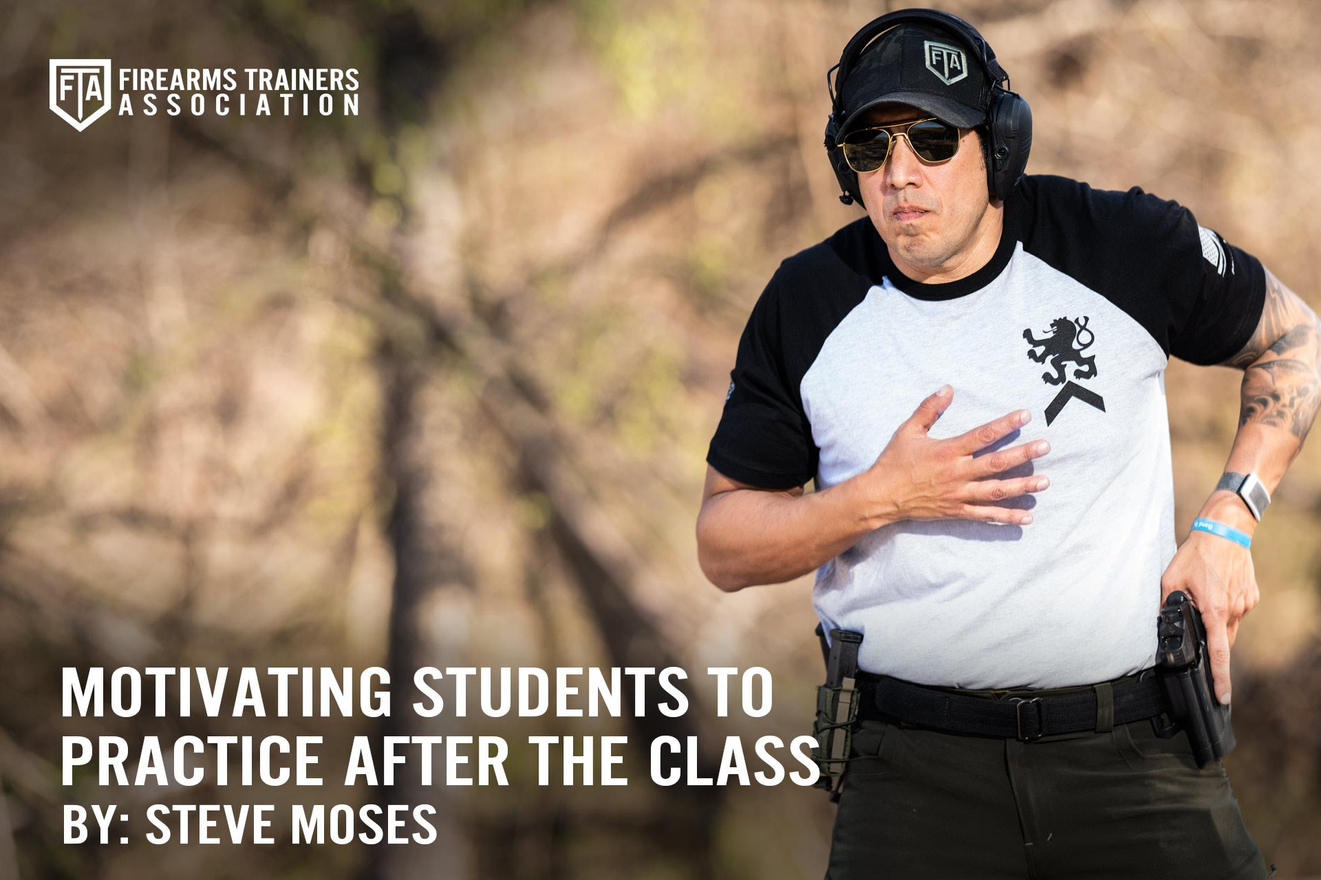 MOTIVATING STUDENTS TO PRACTICE AFTER THE CLASS