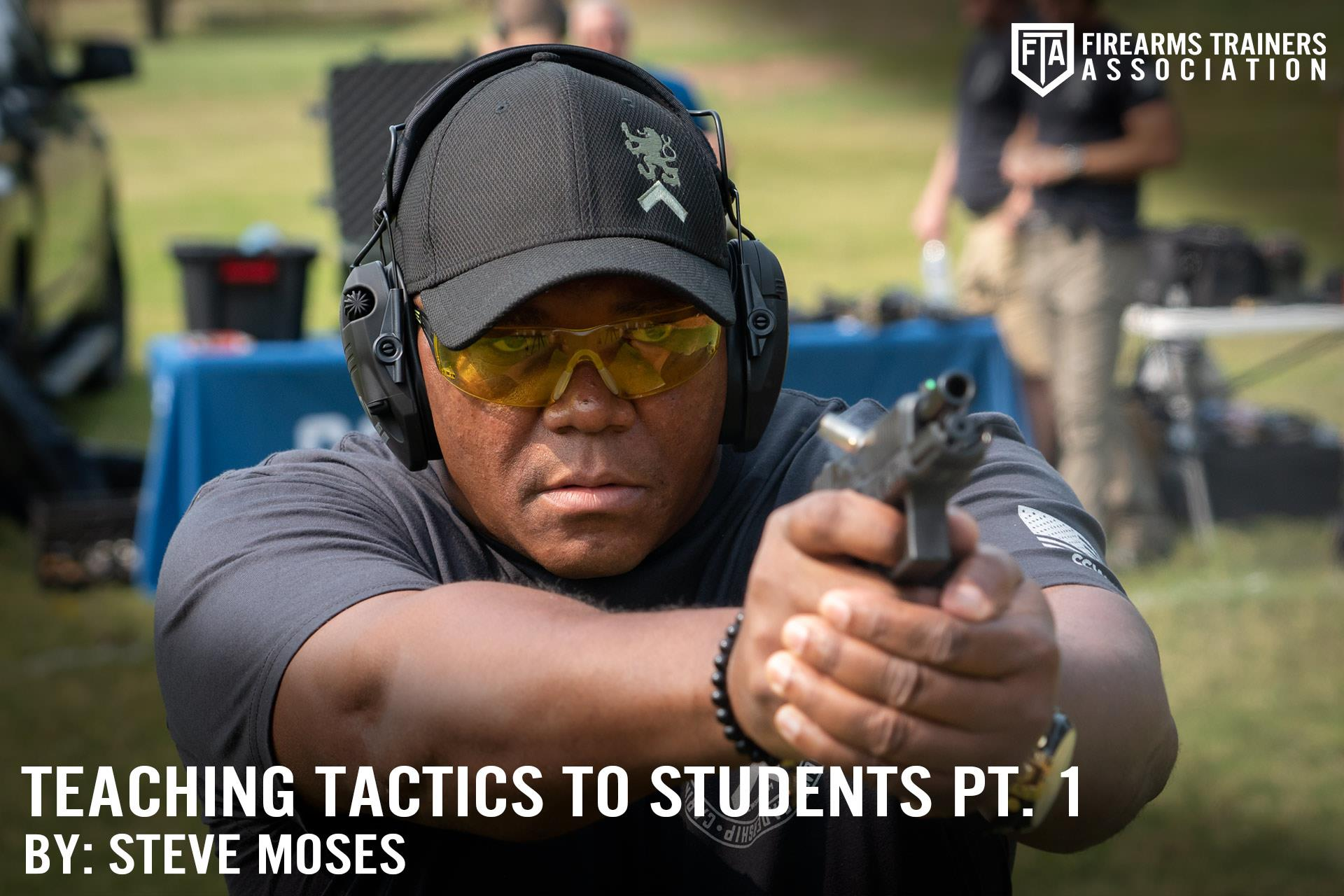TEACHING TACTICS TO STUDENTS PT. 1