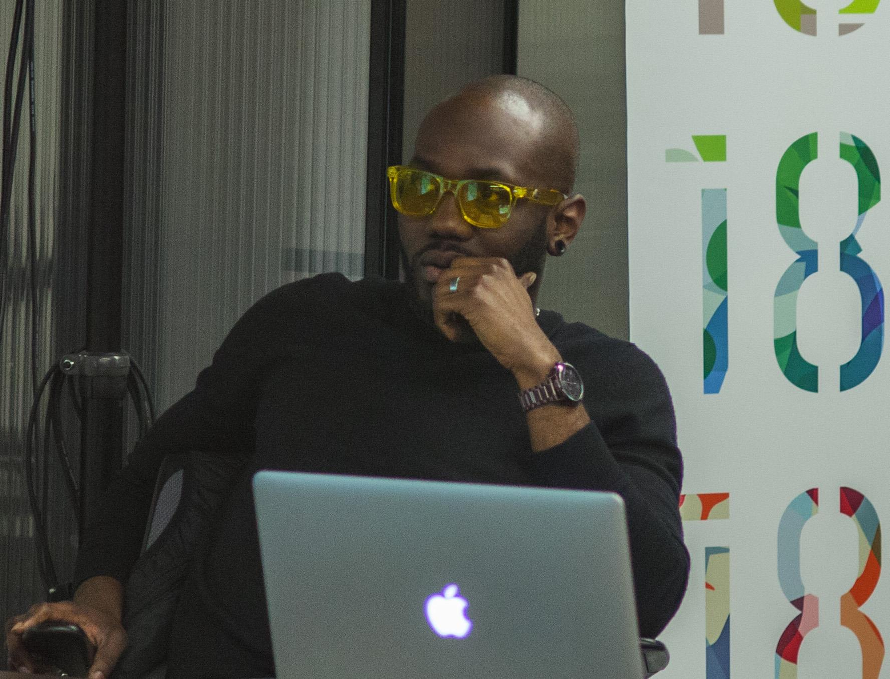 Meet the Team: Mobolaji Akintunde on Being Black in Tech photo