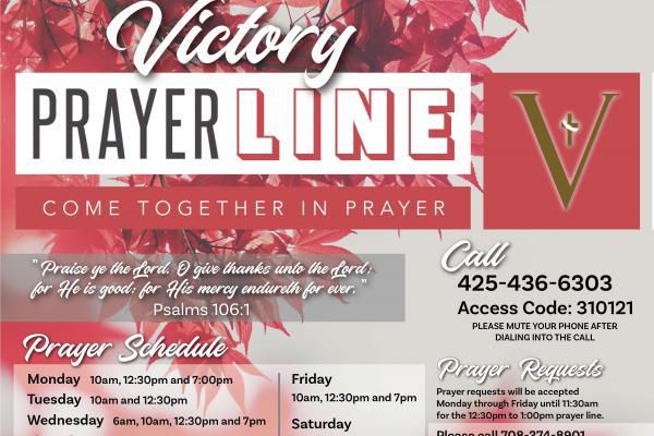 12 Hour Phone Prayer