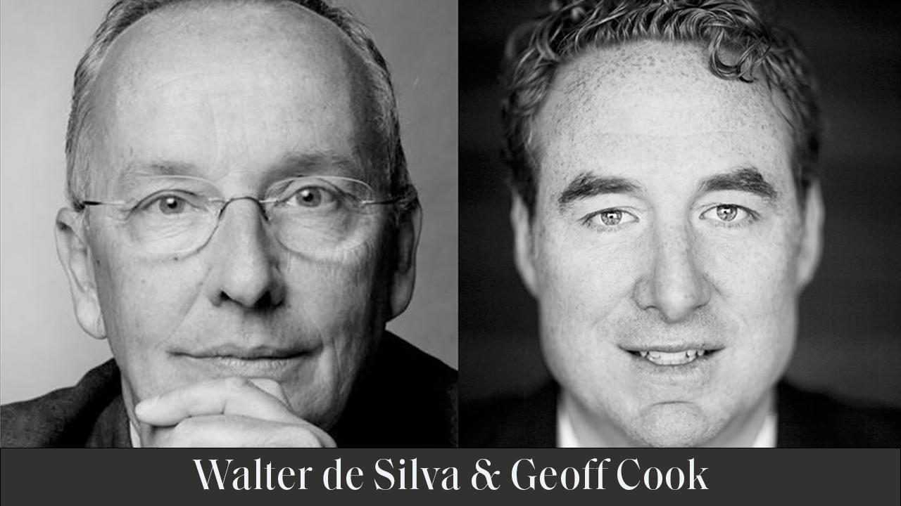 Walter deSilva& Geoff Cook