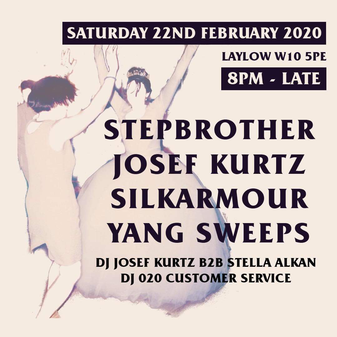 Stepbrother, Josef Kurtz, Silkarmour & Yang Sweeps at Laylow