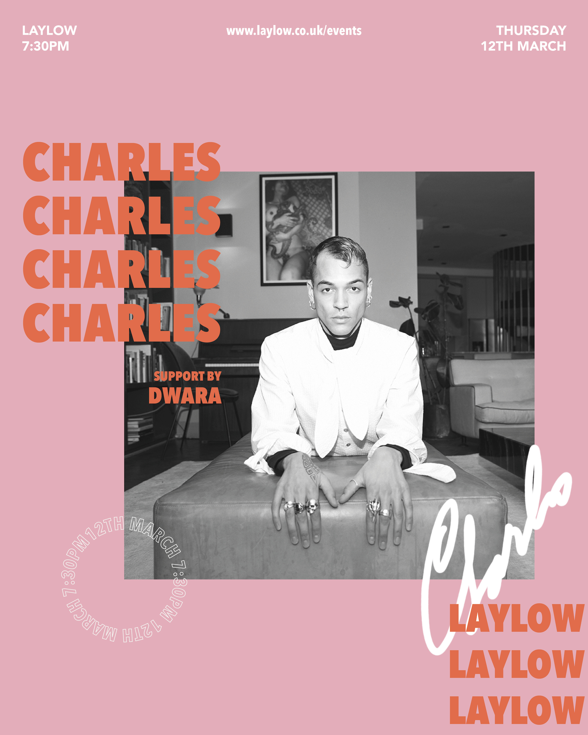 Laylow Presents: Charles