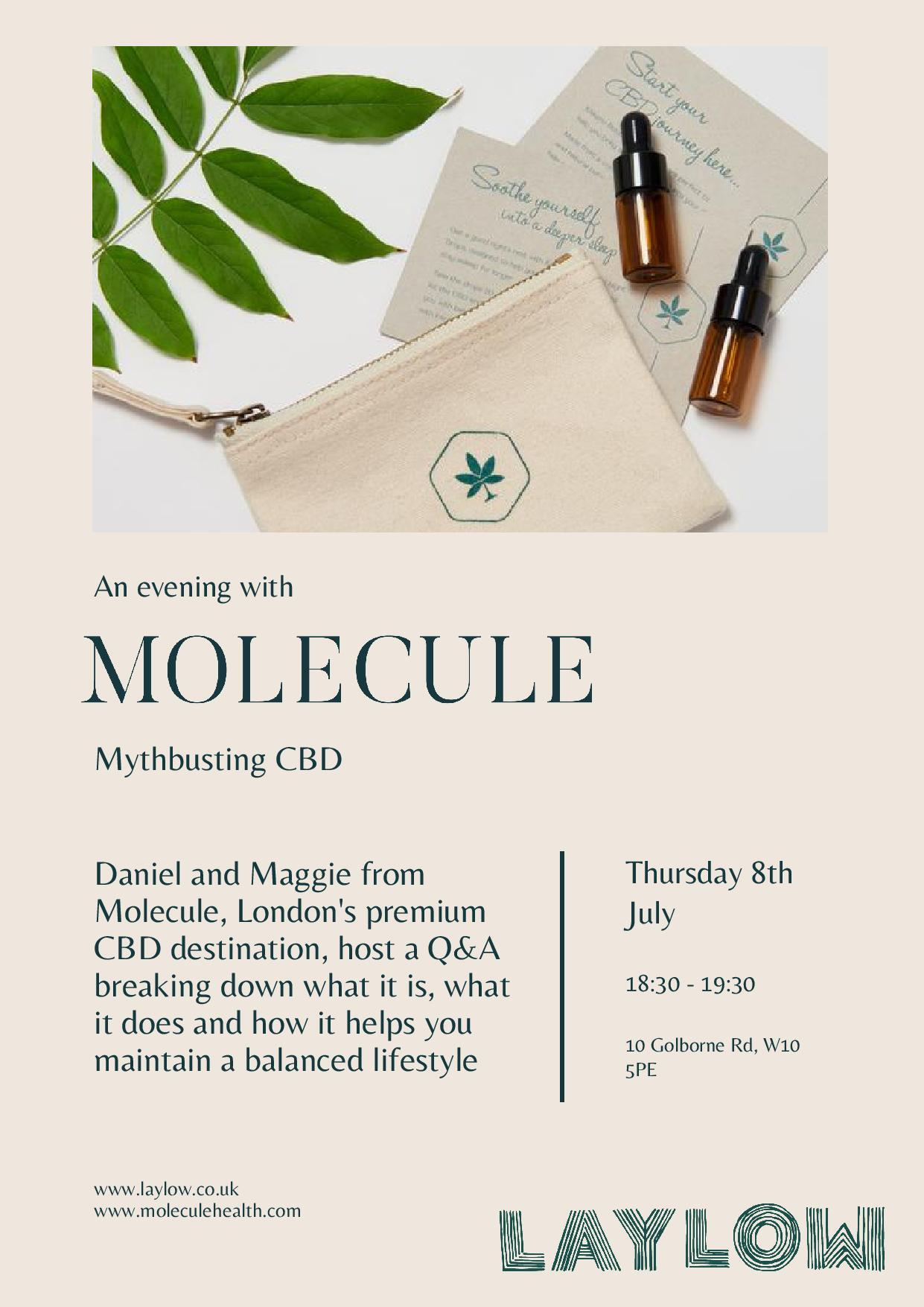 An Evening With Molecule