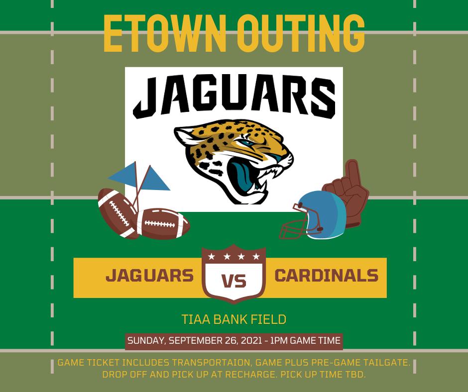Jaguars vs Cardinals Football Game