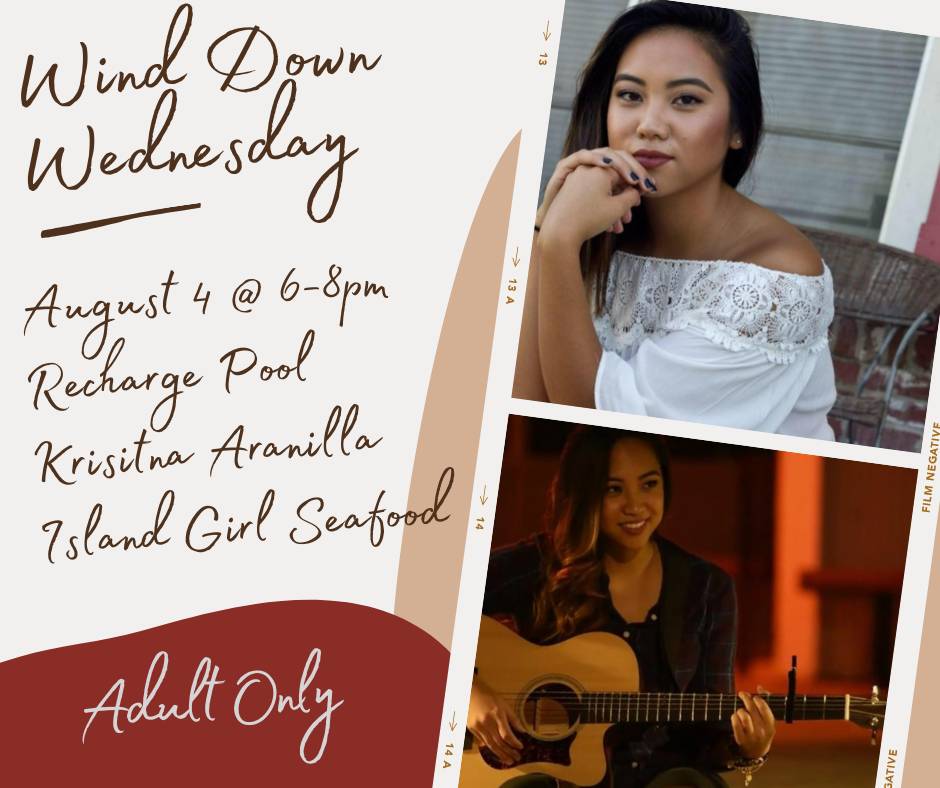 CANCELED August Wind Down Wednesday