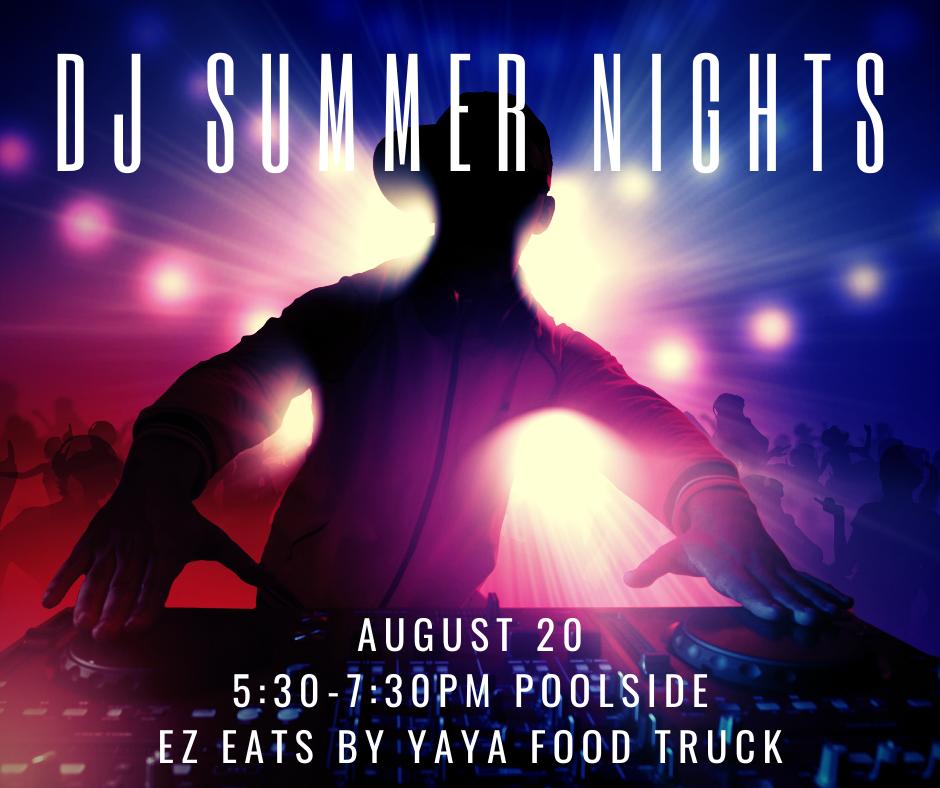 DJ Summer Nights