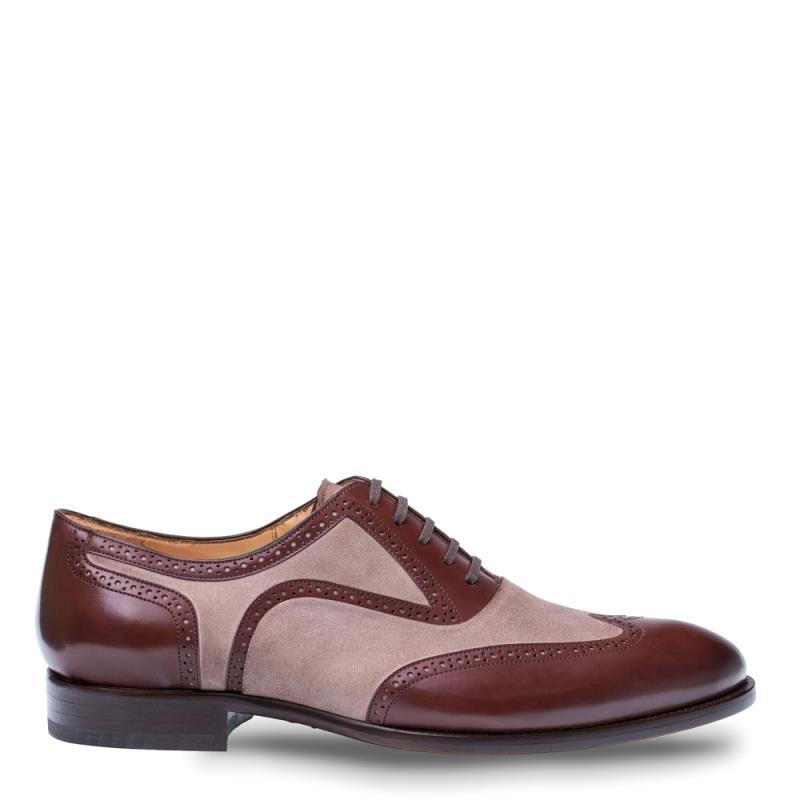 Mezlan Cantone Calfskin Oxford Lace Up Shoe 8723
