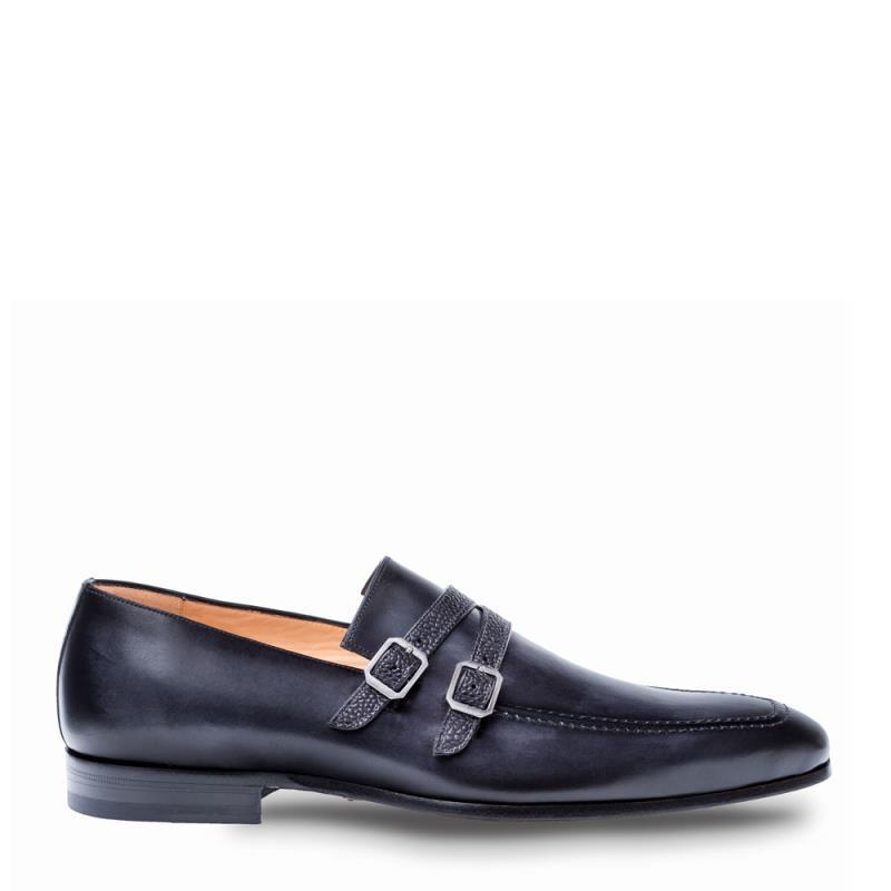 Mezlan Callas Calfskin Classic Slip On Shoe 8511