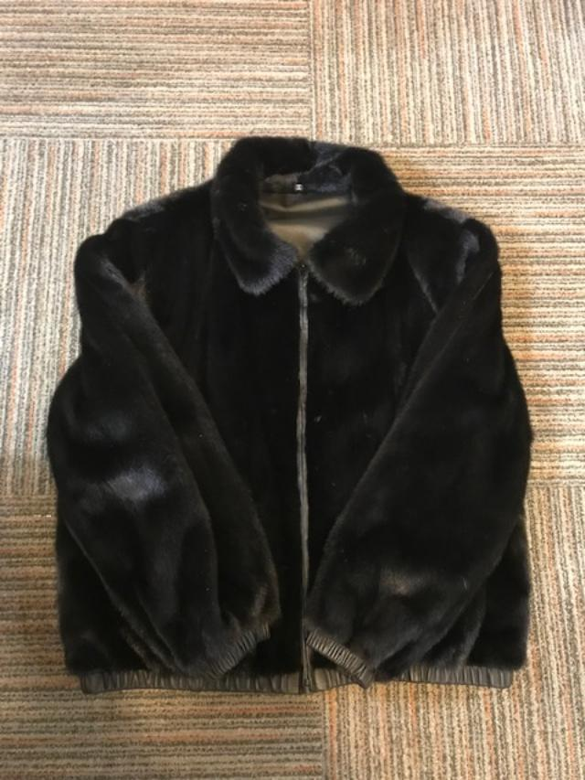 Chosen Fur Reversible Full Skin Mink Leather Jacket
