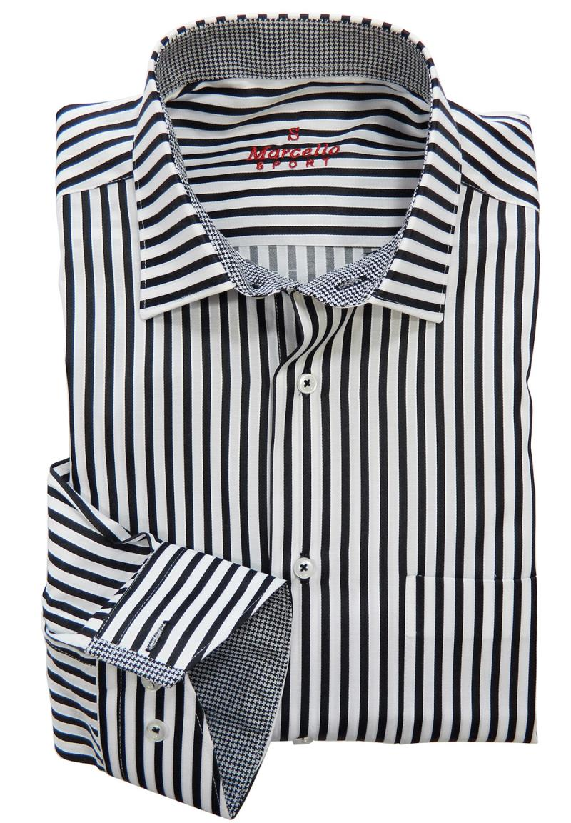 Marcello Classic Fit Sport Shirt WS00