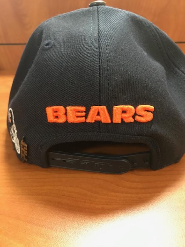 2020 chicago bears hat