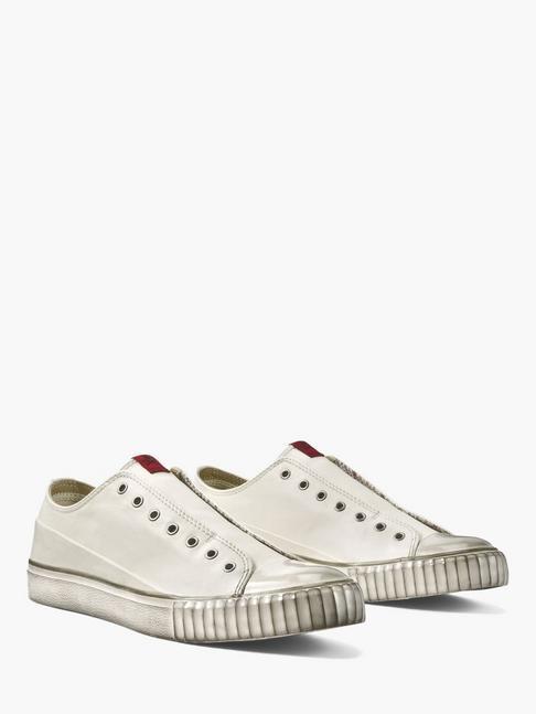 John Varvatos Laceless Low Top Leather Sneaker FB0001U1-A698B
