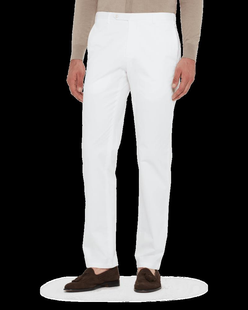 2019 Zanella Noah Casual Cotton Stretch Pants