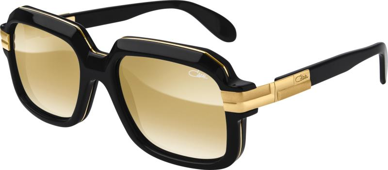 Cazal Legend Sun Glasses 667/3 Black