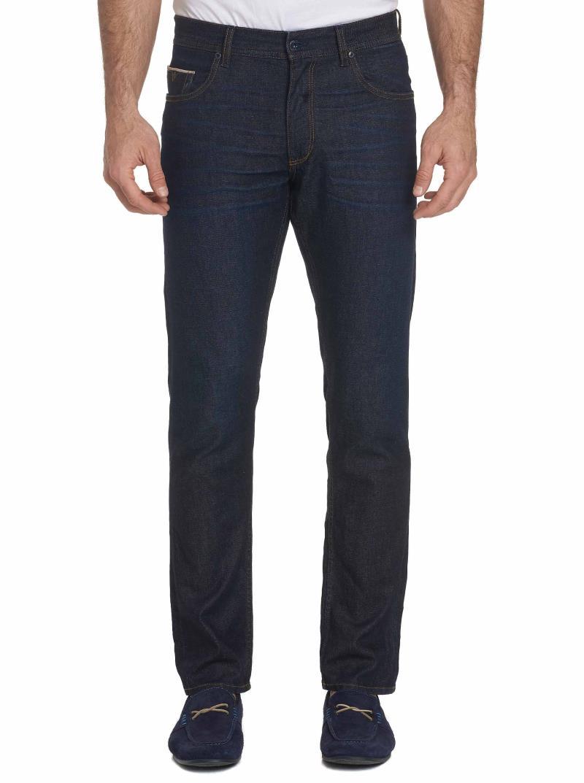 Robert Graham Denham Perfect Fit Jeans Indigo