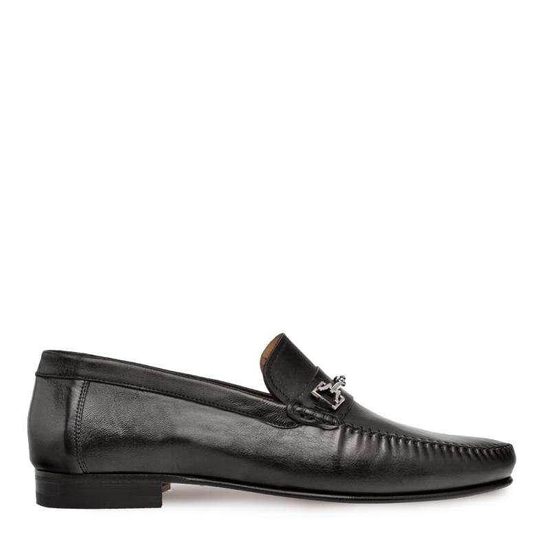 Mezlan Brussels Calfskin Slip On Shoe 7275